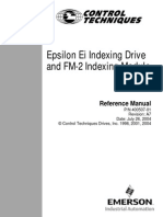 FM-2 Indexing Module Reference Manual