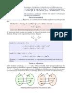 Składanie Funkcji i Funkcja Odwrotna