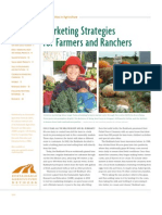 Marketing Strategies for farmers
