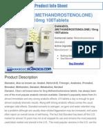 Pdf_003-Dianabol (Methandrostenolone) 10mg 100tablets