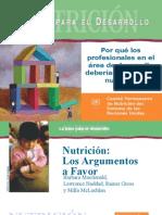 Datos Extra de Nutricion