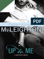 M. Leighton - the Bad Boys 2 Todo o Nada