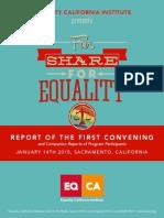EQCAI_Fair Share Reports