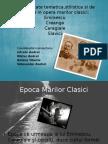 Proiect-clasicism