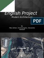 Proiect - Prezentare Burj Khalifa