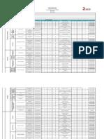 Matriz de Evaluacion Ambiental NOL-TEC