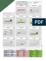 2015-2016 Calendar - Board Approved 2-17-15