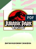 Jurassic Park Wargame Con Marca de Agua