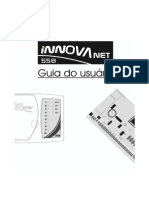 Manual Central alarme innova558  - Programacao