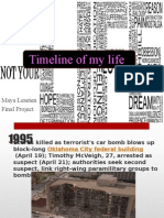 timeline of my life2
