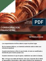 CONSAGRACION FINANCIERA