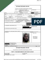 Baghdadi Detainee File