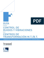 Guía Para Control de Ruidos y Vibraciones en Centros de Transformación
