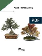Diseños de Bonsai