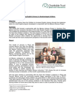 GVI Playa Del Carmen Monthly Achievement Report January 2015