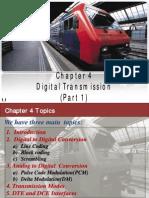Chapter 4 Digital Transmission Part1