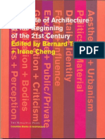 The State of Architecture at Begining of 21st Century
