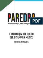 PAREDRO_Costodel diseno