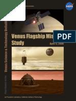 Venus Flagship Mission