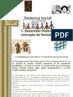Sociologia Cocepto Histori y Persoajes