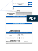Formato Analisis de Causas y Acciones Correctivas.