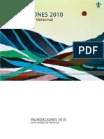 Libroinundaciones 2010 en Veracruz