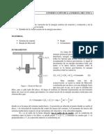 Conservación Energía Mecánica. Práctica