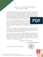 Comunicado 02 2015 UARM