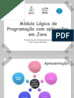 Aula 1 - Introducao a Logica com Java