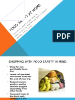 food safety presentation