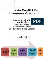 California Credit Life Insurance Group