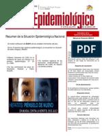 Boletin Epidemiologico 30 2014