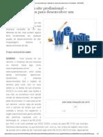 Quanto Custa Um Site Profissional – Entenda Os Custos Para Desenvolver Um Website! - GR3 WEB