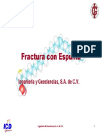 Fracturas Con Espumas