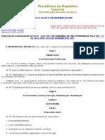 Lei 8.112-90 - Estatuto dos Servidores