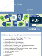 VMWare tipps and tricks