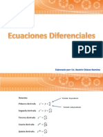 Clasificación de Las Ecuaciones