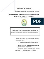 Informe Practica de Juan Carlos