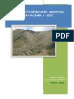 Resumen Ejecutivo - Eia Santa Clara