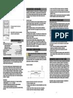 220v Interruptor Temporizador Cuenta-regresiva Esp