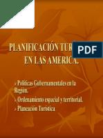 Planificacion Turistica en Las Americas