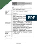Formato de Conformidad de Servicio Mgl (1)