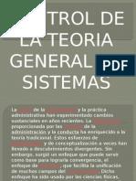 Control de La TGS