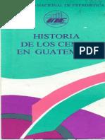 Historia de Los Censos en Guatemala