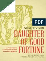 Daughter of Good Fortune