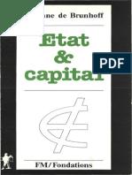 État Et Capital