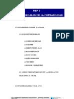 ASPECTOS LEGALES DE LA CONTABILIDAD