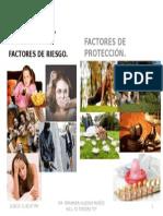 Factores de Riesgo y Protección.