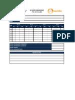 Informacion Consolidada Por Institucion de evaluaciones