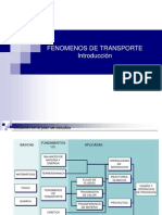 introduccion a los fenomenos de transporte